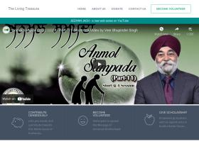 thelivingtreasure.org