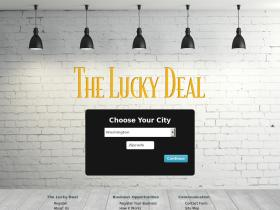 theluckydeal.com