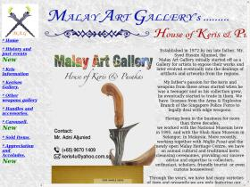 themalayartgallery.com