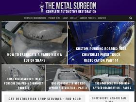 themetalsurgeon.com