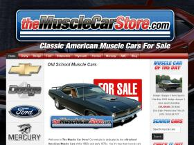 themusclecarstore.com