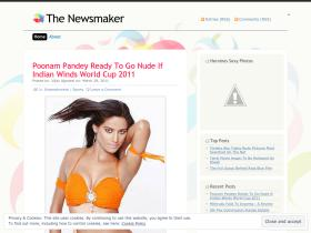 thenewsmaker.wordpress.com
