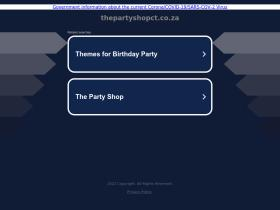 thepartyshopct.co.za