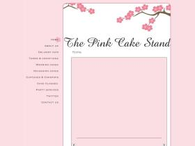 thepinkcakestand.co.uk