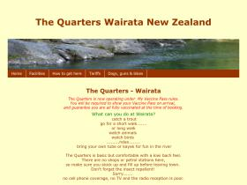thequarterswairata.co.nz