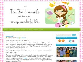 therealhousewife.com