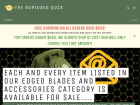 therupturedduck.com
