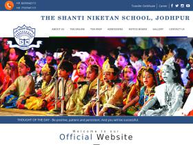 theshantiniketan.co.in