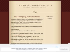 thesimplewomansgazette.wordpress.com