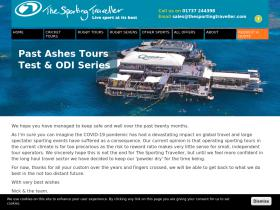 thesportingtraveller.com