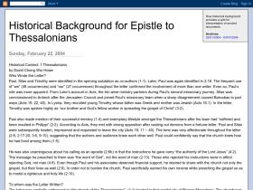 thessalonian.blogspot.com