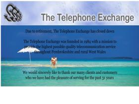 thetelephoneexchange.co.uk