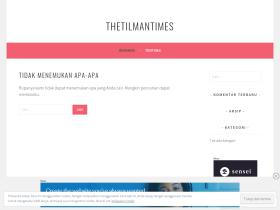 thetilmantimes.wordpress.com
