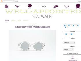 thewellappointedcatwalk.blogspot.com