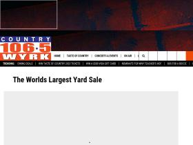 theworldslargestyardsale.com