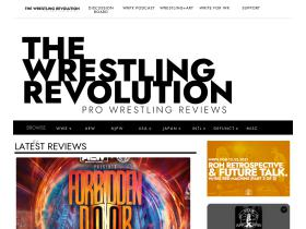 thewrestlingrevolution.com