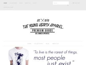theyounghearts.com