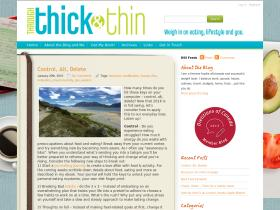 thickandthinblog.com