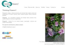 thinkingflowers.org.uk