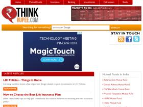 thinkrupee.com
