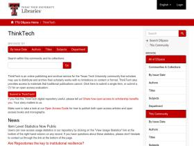 thinktech.lib.ttu.edu