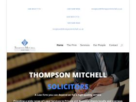 thompsonmitchell.co.uk