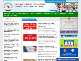 thptmythuan.edu.vn