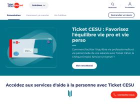 ticket-cesu.fr