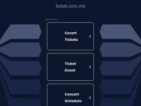 ticket.com.mx