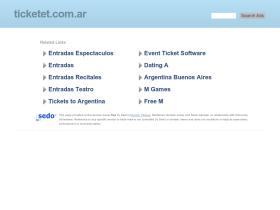 ticketet.com.ar