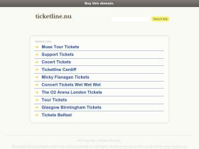 ticketline.nu