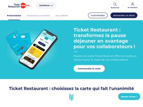 ticketrestaurant.fr