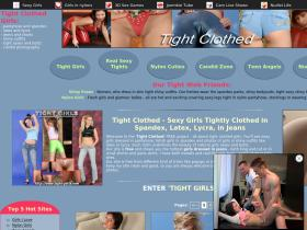 tight-clothed.com