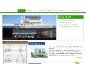 timexcothuduc.com.vn