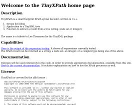 tinyxpath.sourceforge.net