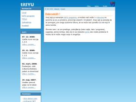 titlyu.sourceforge.net