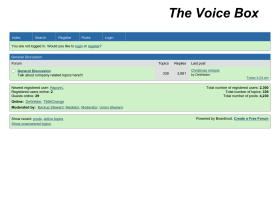 tmmcvoicebox.boardhost.com