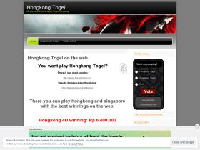 togelhongkong.wordpress.com