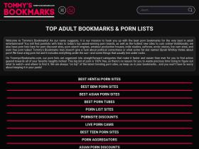 tommys-bookmarks.com
