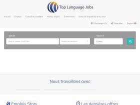 toplanguagejobs.fr