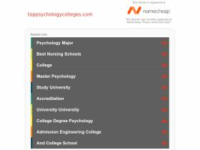 toppsychologycolleges.com