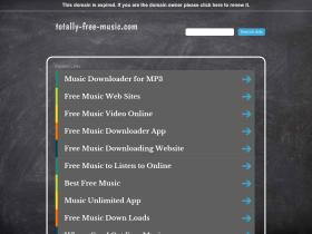 totally-free-music.com