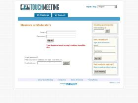touchmeeting.net