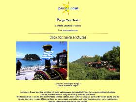 tour-train.parga.com