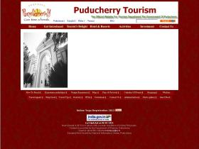 tourism.pondicherry.gov.in