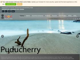 tourism.puducherry.gov.in