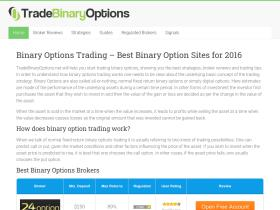 Binary option best sites