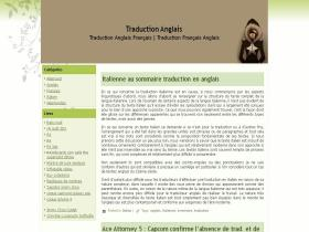 traductionanglais.org