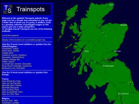 trainspots.co.uk