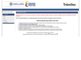 tramites.cancilleria.gov.co